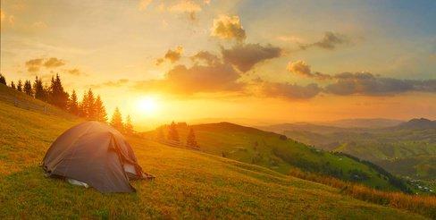 Camping © denis_333 – Fotolia